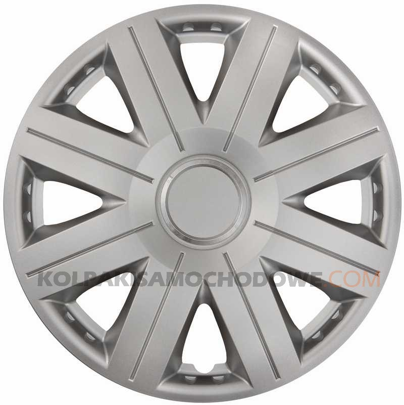 Kołpaki samochodowe Cosmos Ring - srebrny, 16 cali