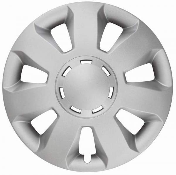 Kołpaki samochodowe Ares - srebrny, 16 cali