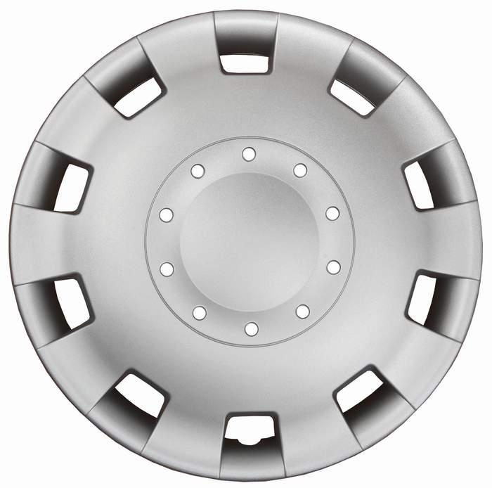 Kołpaki samochodowe Mig - srebrny, 14 cali