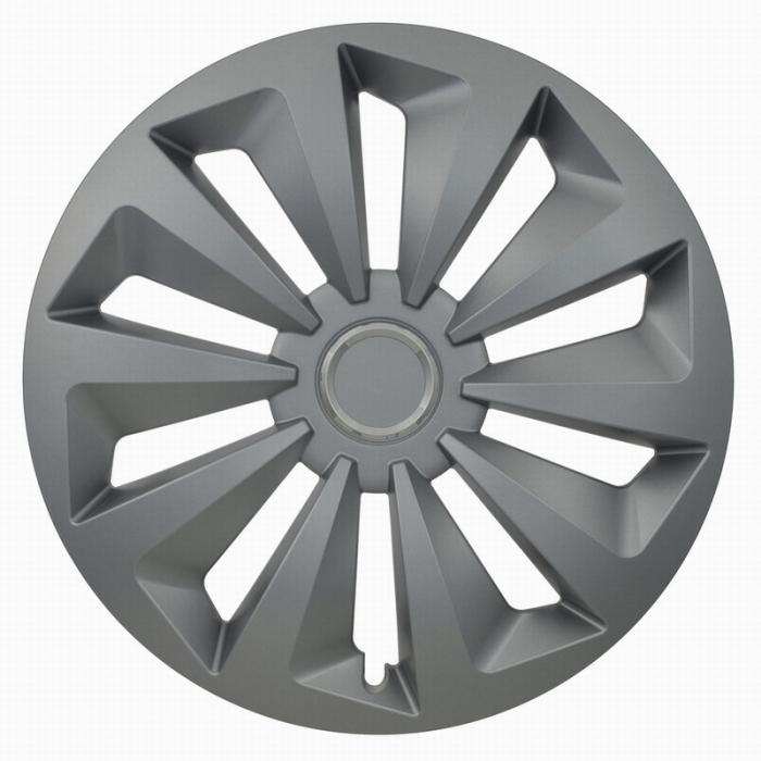 Kołpaki samochodowe Fox ring - srebrny, 16 cali