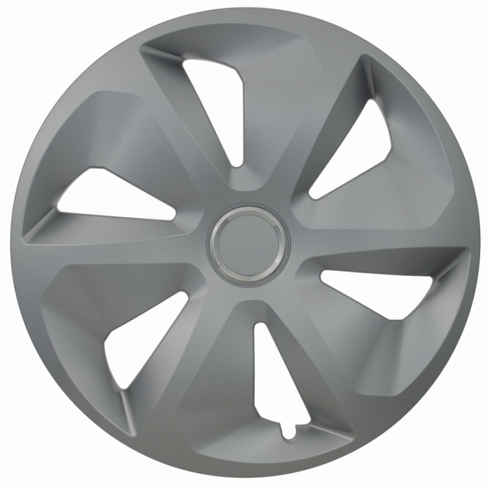 Kołpaki samochodowe Roco ring - srebrny, 16 cali