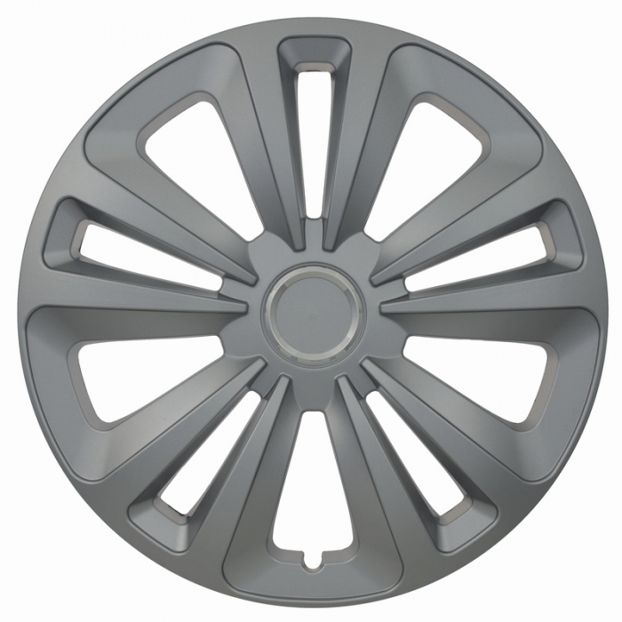 Kołpaki samochodowe Terra ring - srebrny, 15 cali
