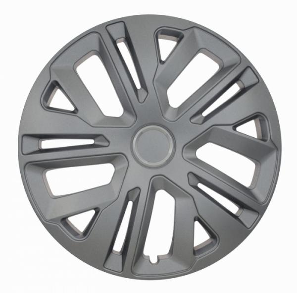 Kołpaki samochodowe Raven ring - srebrny, 15 cali