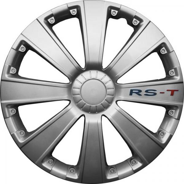 Kołpaki samochodowe RST, srebrny - 15 cali