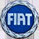 Kołpaki do Fiat (niebieski)