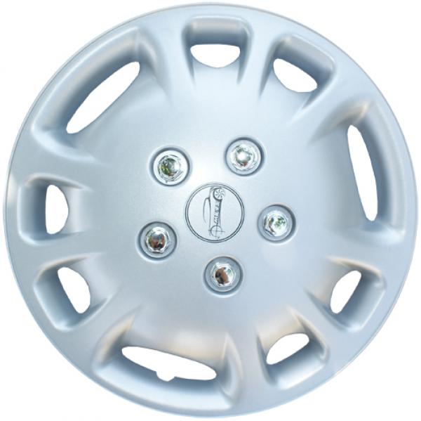 Kołpaki samochodowe Mercury plus (do busa)- srebrny, 16 cali