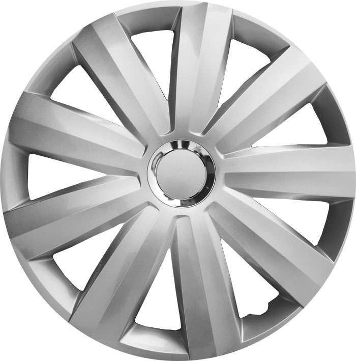 Kołpaki samochodowe Venturepro, srebrny - 16 cali