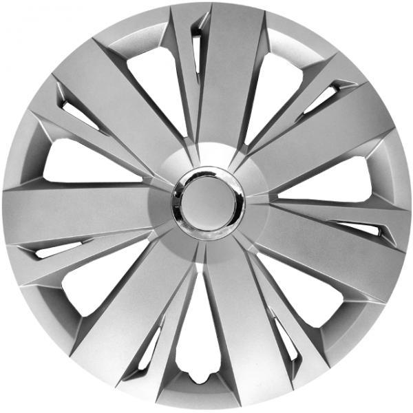 Kołpaki samochodowe Energy - srebrny, 15 cali