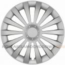 Kołpaki samochodowe Meridian - srebrny, 13 cali
