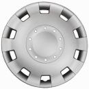 Kołpaki samochodowe Mig - srebrny, 16 cali