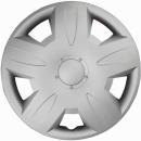 Kołpaki samochodowe Portos - srebrny, 16 cali