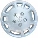 Kołpaki samochodowe Mercury plus - srebrny, 16 cali