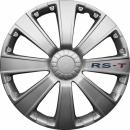 Kołpaki samochodowe RST, srebrny - 16 cali