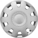 Kołpaki samochodowe Venus - srebrny, 15 cali