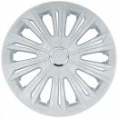 Kołpaki samochodowe Strong ring - biały, 15 cali